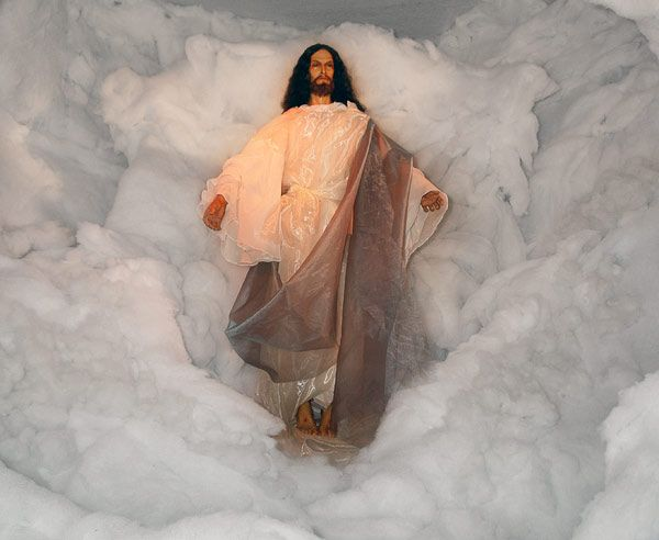 This is from the christ in the smokies museum but one - Christ in the smokies museum and gardens ...