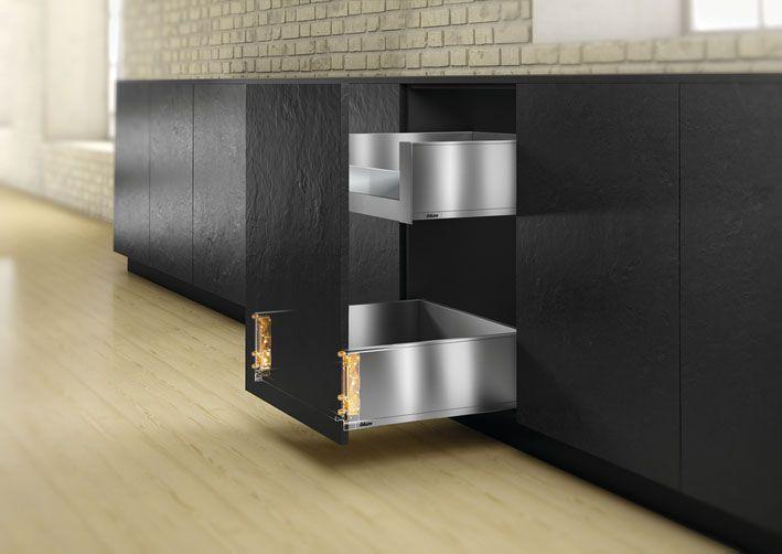 Legrabox S New Front Fixing Bracket Ensures Maximum