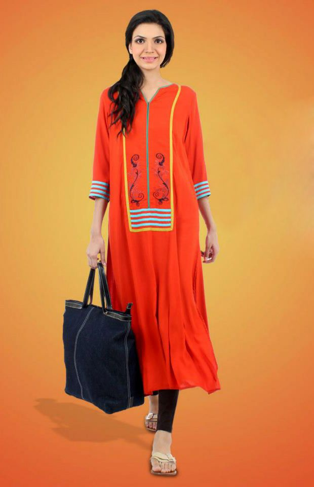 Price :- INR 2000  Design No. : UE262  Product Page :- http://www.unnatiexports.com/design/closeup/women-party-wear-kurtis-a-5-b-1.html