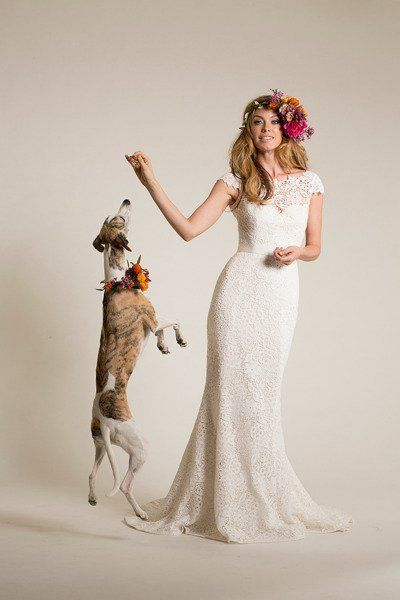 10 Amy Kuschel Wedding Gowns You Must See - Rustic Wedding Chic