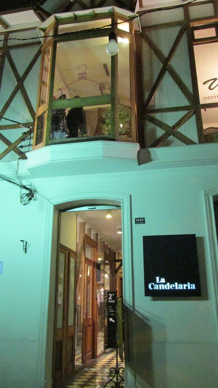 Galería La Candelaria (Barrio Italia).