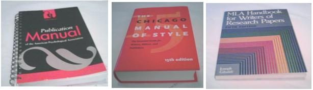 APA, MLA, Chicago Manual of Style: What's the Difference?