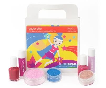 Luna Star All Natural Play Makeup Kit - Super Star *** To view further for this item, visit the image link.