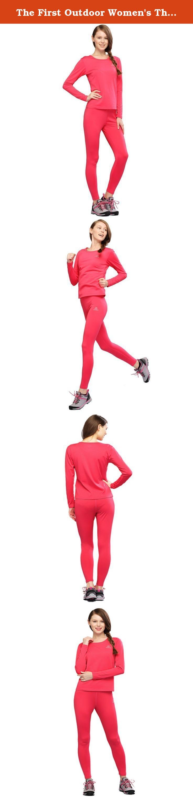 The First Outdoor Women's Thermal Underwear Set Top & Bottom Fleece Lined Small Rose Red. Specification: * The First Outdoor Women's Thermal Underwear Set Top & Bottom Fleece Lined * Package Dimensions: Length 23(cm) x Height 8.8(cm) x Width 18.8(cm) * Material: 5%Spandex+95%Polyester * Package Weight: 0.8kg * Special Features: Quick drying; Keeping warm; Made of skin-friendly material and avoids pilling or color fading; Suede lining makes sure you feel like at ease and warm; Machine wash…