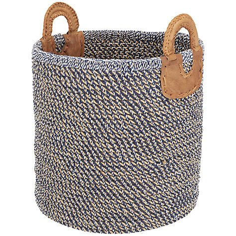 Buy Nkuku Indra Coil Basket Online at johnlewis.com