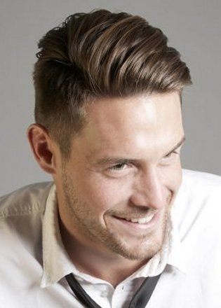 Super 1000 Images About Hairstyles For Men On Pinterest Mens Short Hairstyles Gunalazisus
