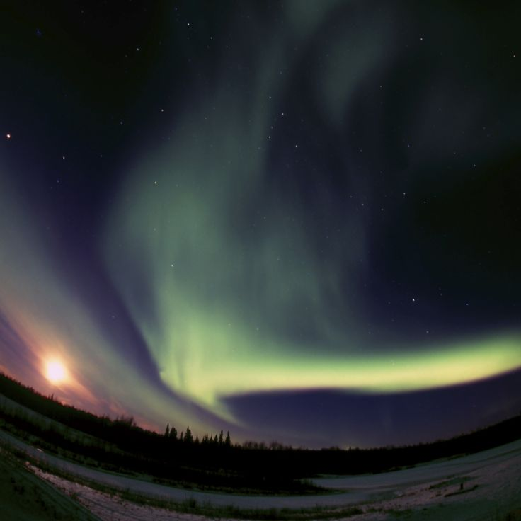 Northern Lights | Where to see the Northern Lights | Tangerine Travel News Blog