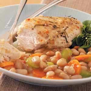 ... Chicken caccitore, Cream of chicken soup and Boneless skinless chicken
