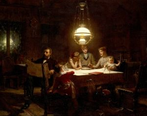 Family - Knut Ekwall - (Swedish: 1843 - 1912)