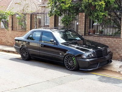BENZTUNING: Mercedes-Benz W202 Turbo Shadowline