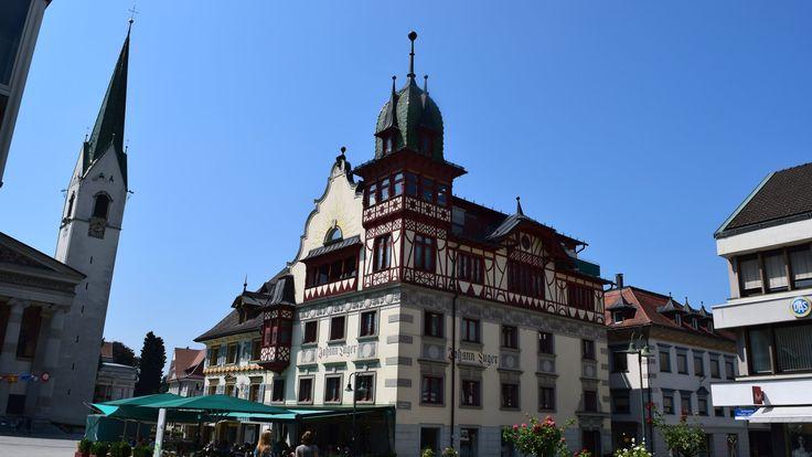 Dornbirn - City Walk