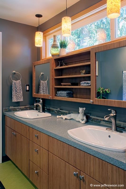 Here Is A Better Image Of Our Master Bath Remodel In Lake Stevens, Wa.
