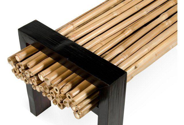 Bamboo Bench                                                       …