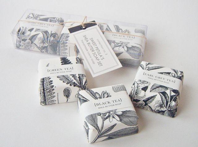 Les 25 meilleures id es concernant emballage savon sur pinterest conception - Emballage savon maison ...