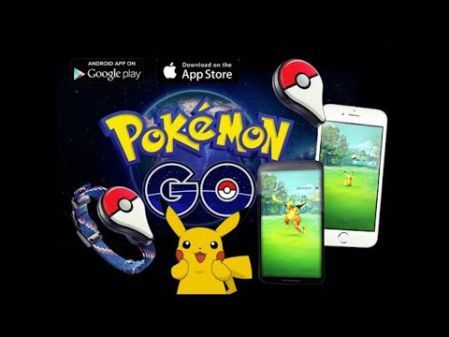 Download pokemon go free untuk mengumpulkan koleksi pokemon lucu dengan lengkap, Download pokemon go for Iphone untuk mendapatkan momen-momen relaksasi yang luar biasa