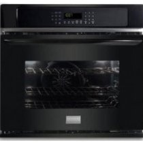 Frigidaire FGEW2765KB Gallery 27 Single Electric Wall Oven - Black