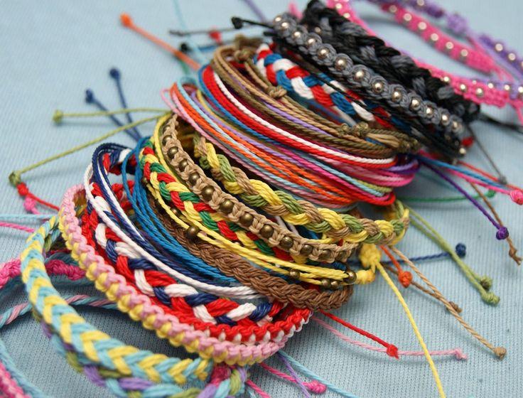 dtrings bracelets, macrame jewelry, macrame bracelet, friendship bracelets