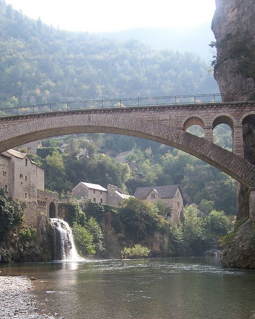 Gorges Du Tarn - Linguedoc-Roussillon, France