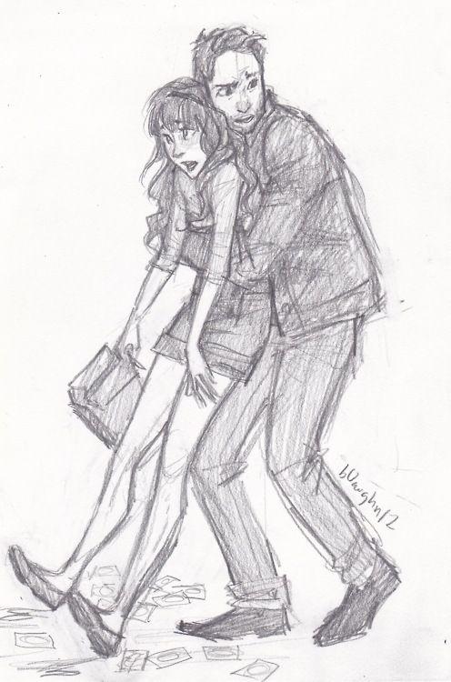 """I was feeling twirly, Nick!"" (Jess from New Girl) by burdge"