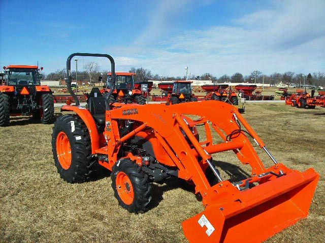 Kubota Tractor Prices | Kubota L4600 Tractor, Clarinda