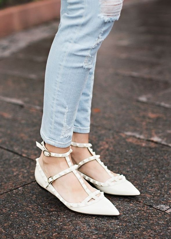17 best images about valentino rockstud ballerina on pinterest flats pink peonies and studded. Black Bedroom Furniture Sets. Home Design Ideas