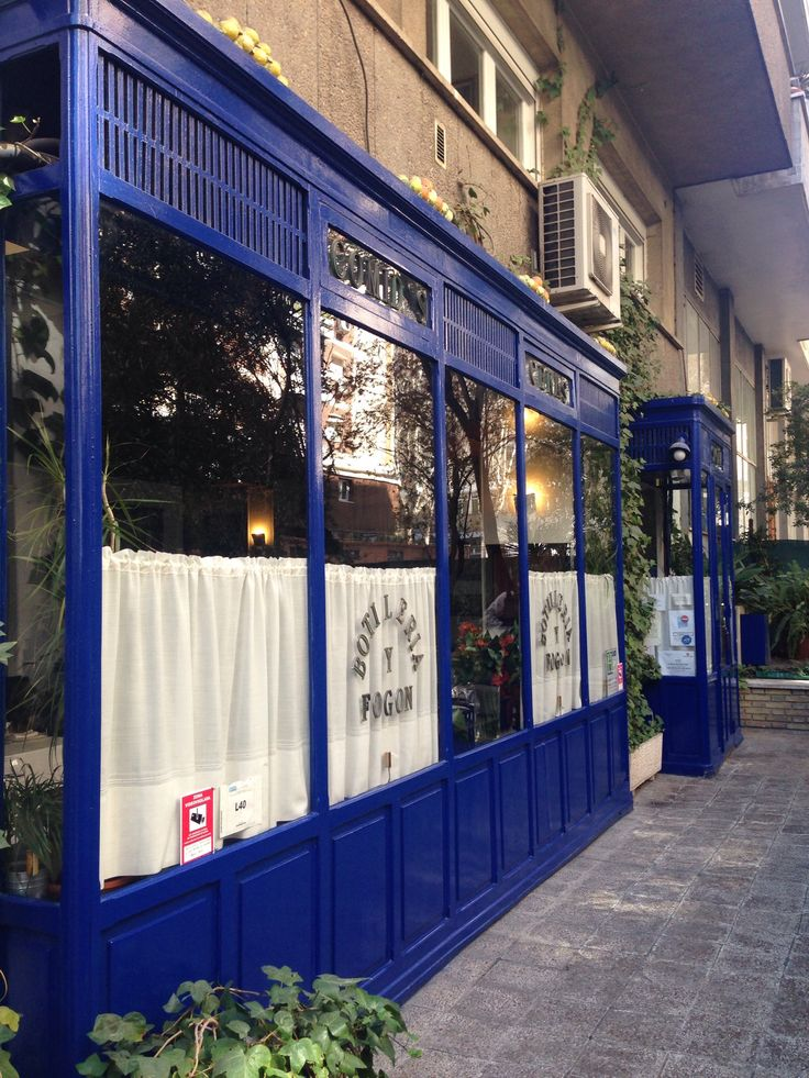 Sacha in Madrid, Madrid