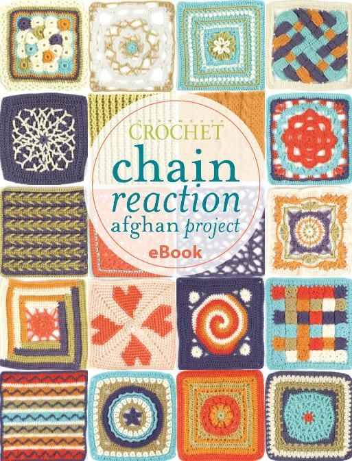 Crochet Chain Reaction | My Ebook & Emag Collection