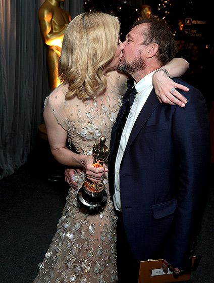 Cate Blanchett and Andrew Upton                                                                                                                                                                                 More