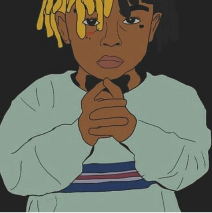 By Allen Xxxtentacion Gxg Cartoon T Wallpaper