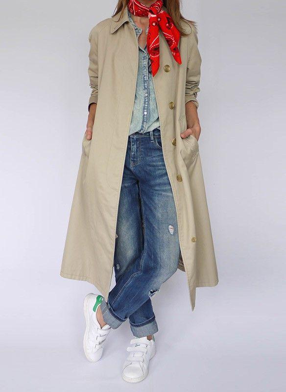 Vintage Burberry jas