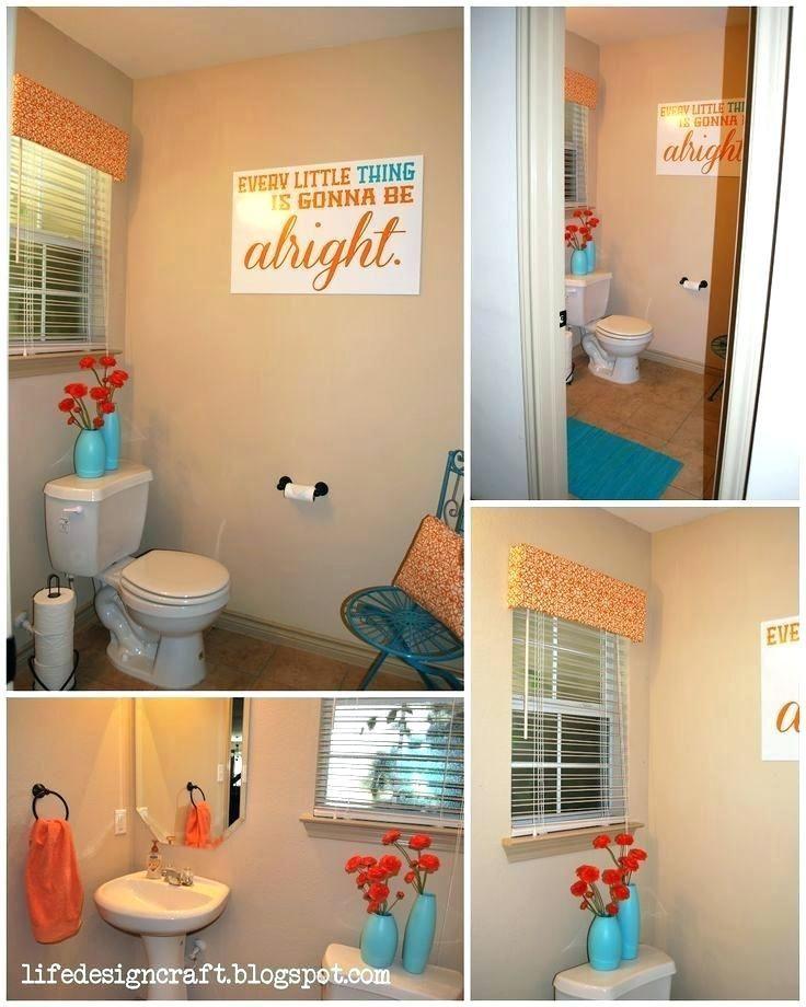 Home Decor Design Decor Design Home Notitle Brown Bathroom Decor Girl Bathroom Decor Orange Bathroom Decor