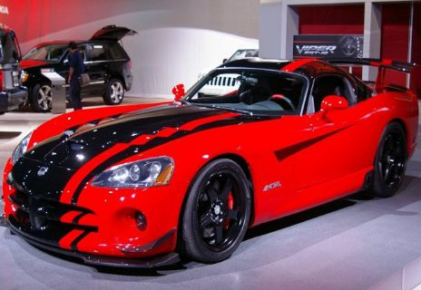 2017 Dodge Viper Redesign, Performance and Engine - New Car Rumors