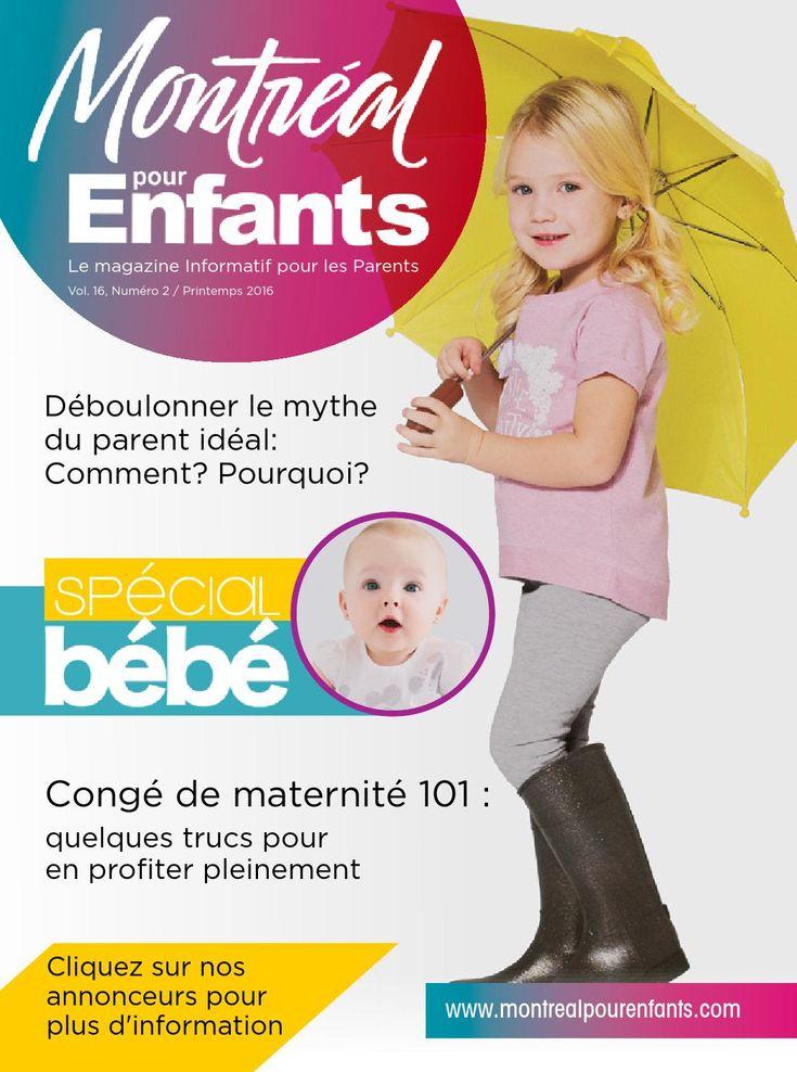 Montréal pour Enfants vol.16 n°2
