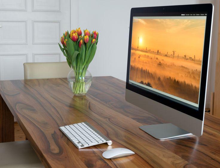 Produktivität mit einem ordentlichen Schreibtisch