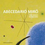 Abecedario Miró - Mar Morón - Editorial Gustavo Gili