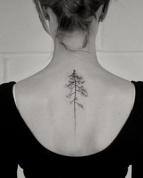arbol tatuaje