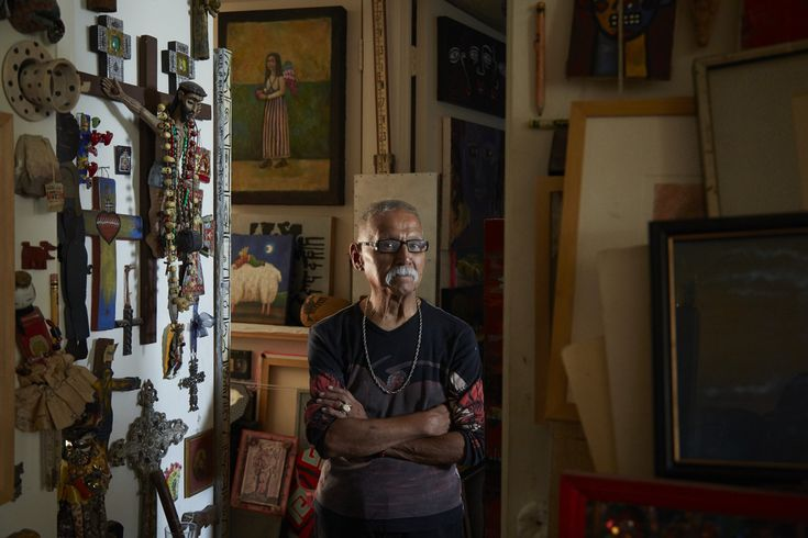 This L.A. Delivery Man Amassed One of the World's Largest Collections of Chicano Art