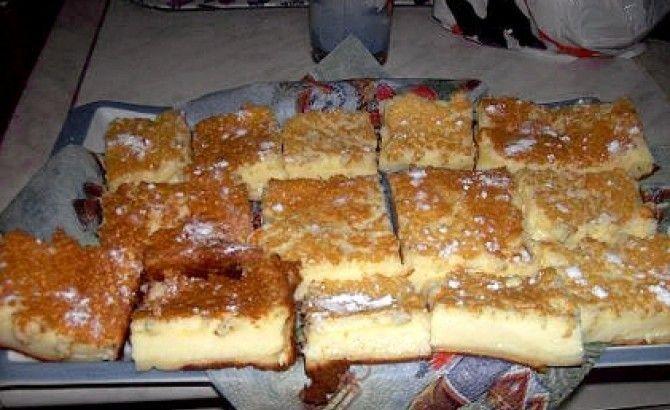 Pečený vanilkový krémeš - Receptik.sk