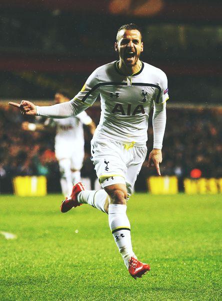 Roberto Soldado - Tottenham