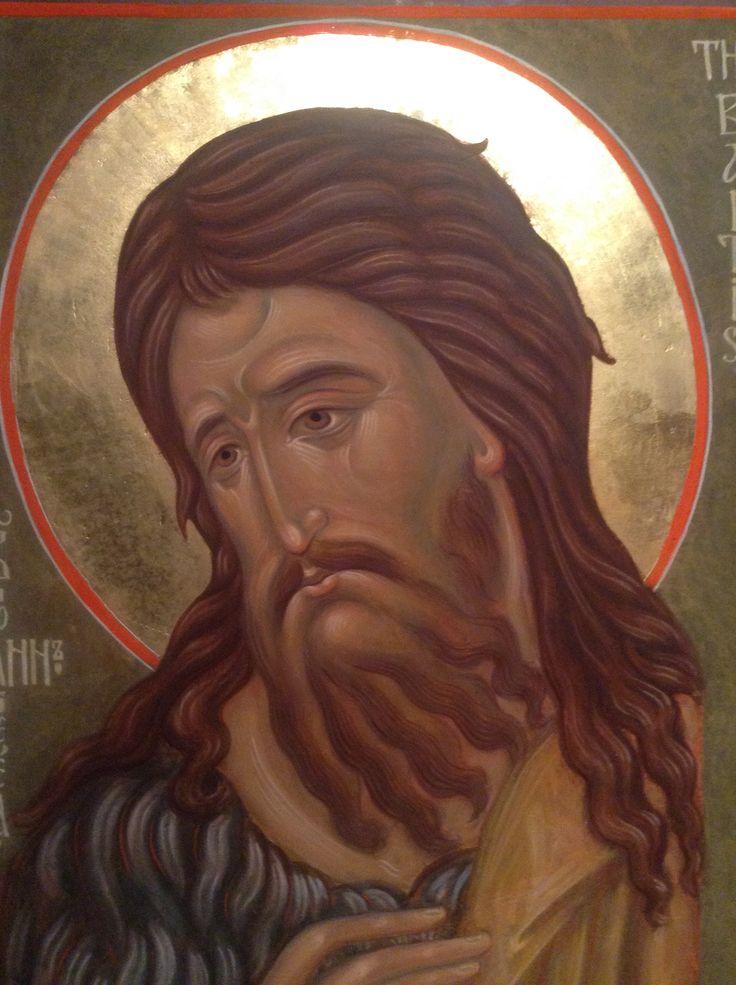 Св. пророк Иоанн Предтеча
