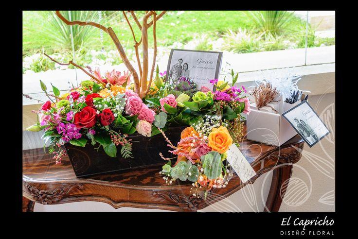 ARBOL DE LOS DESEOS El Capricho Diseño Floral
