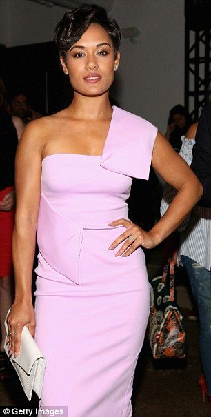 Empire: Two stars of the hit Fox show, Grace Gealey (pictured) and Kaitlin Doubleday, were...