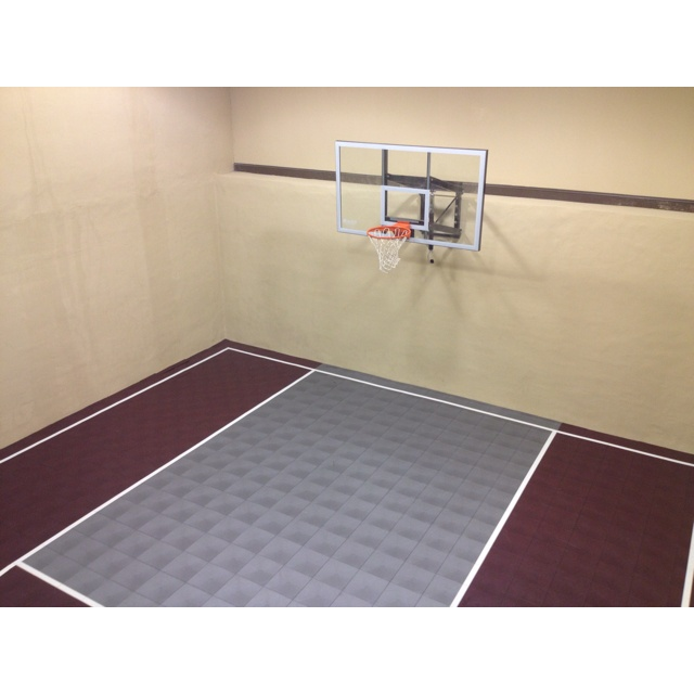 109 best indoor basketball courts images on pinterest for Indoor basketball court price