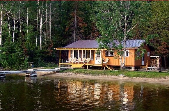northern wilderness cottages on dog lake northern