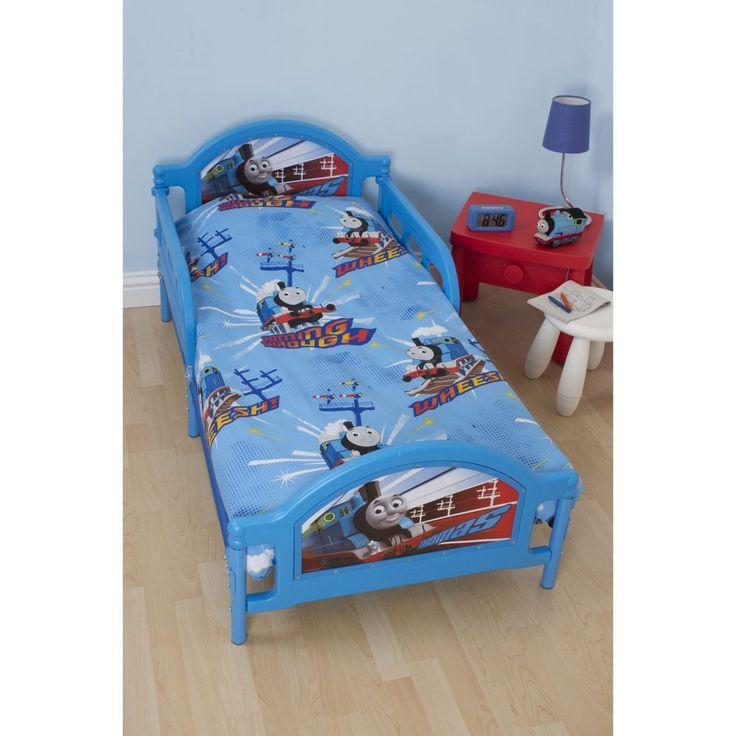 Thomas The Tank Engine Junior Cot Bed Toddler Bed Set