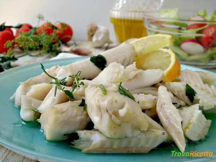 Nasello agli aromi #ricette #food #recipes
