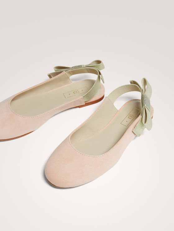 Pantofi de fete | Massimo Dutti Colecția Toamnă-Iarnă 2017
