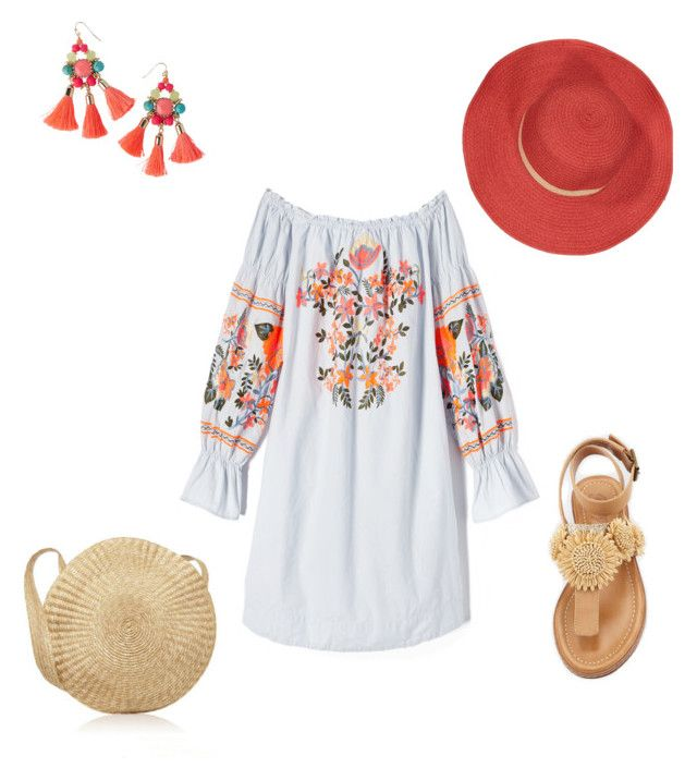 """""""Untitled #20"""" by sarii-syafitri on Polyvore featuring Free People, Lilly Pulitzer, Bettye and Bleu Comme Gris"""