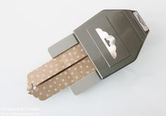 Anleitung Tutorial Stampin Up Box Verpackung Tasche Goodi Tag 006