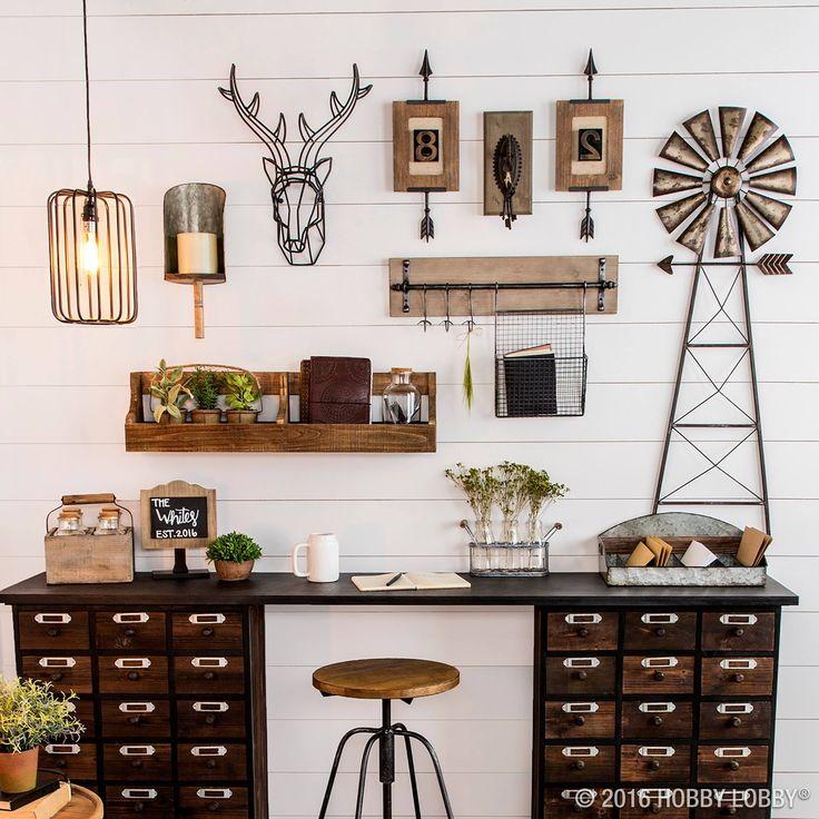 Farmhouse X Office Desk Plans